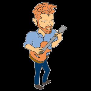 Jonas Stamm - Guitar
