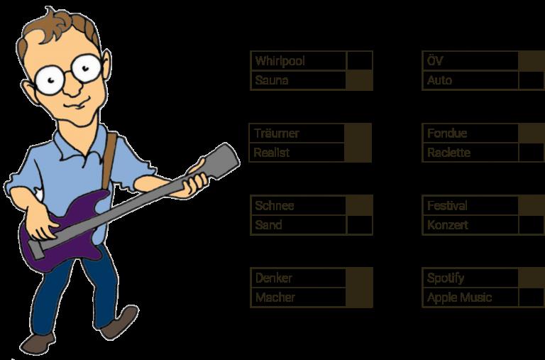 Merlin Studer - Bass